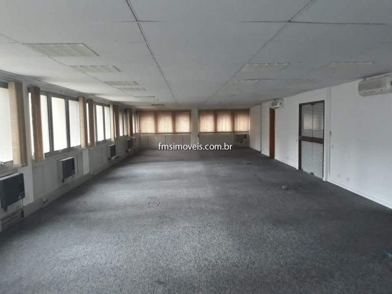Conjunto Comercial aluguel Jardim Paulista - Referência cps1840