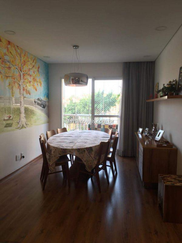Apartamento venda Vila Firmiano Pinto - Referência 166-PAULISTA