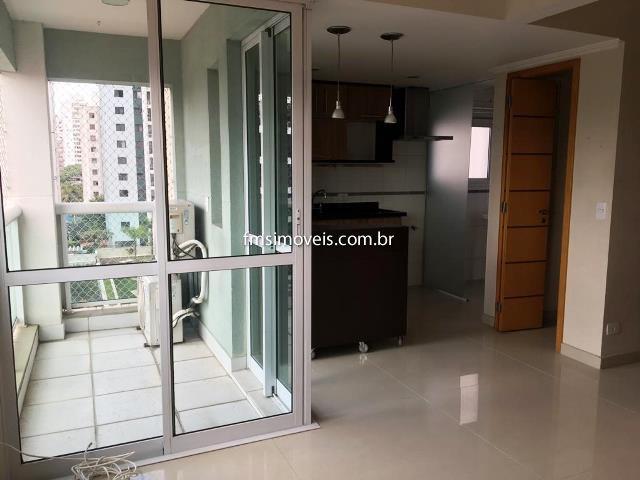 Apartamento aluguel Moema - Referência AP1878F