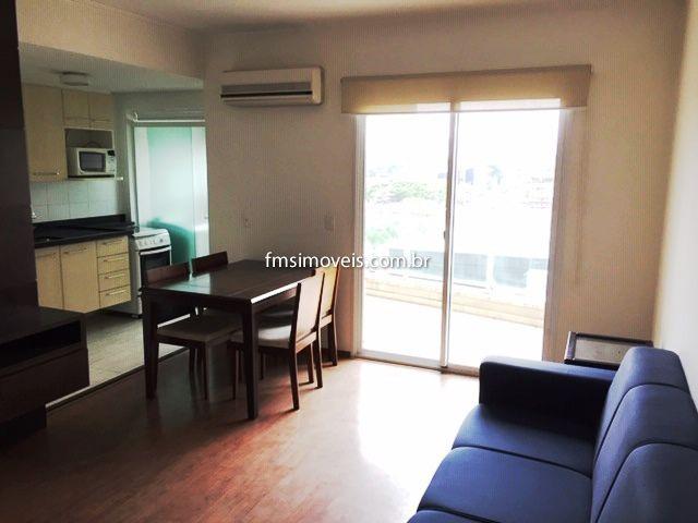 Apartamento aluguel Moema - Referência AP1881F