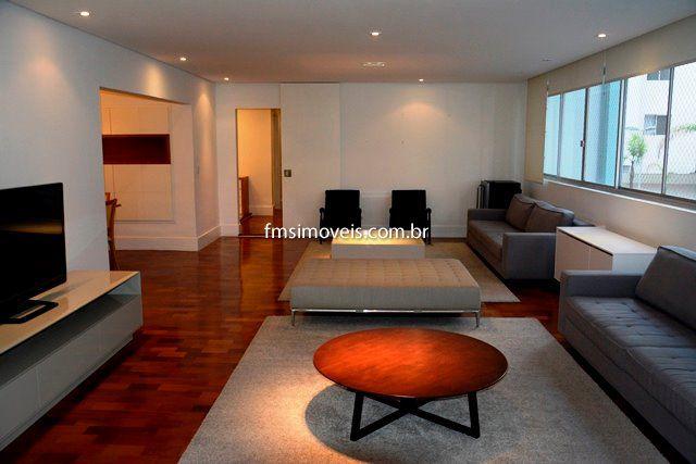 Apartamento aluguel Paraíso - Referência pj027