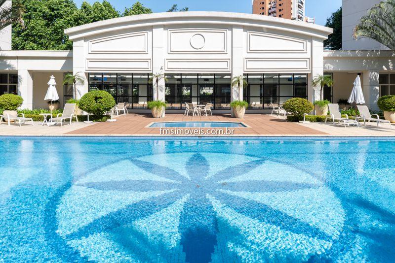 Apartamento venda Brooklin Paulista - Referência 183-PAULISTA
