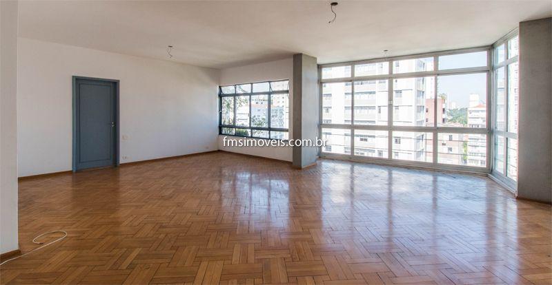 Apartamento venda Higienópolis - Referência 186-paulista