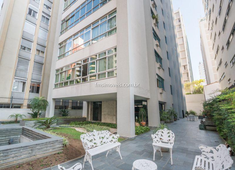 Apartamento venda Higienópolis - Referência 187-PAULISTA