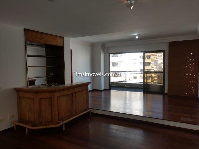 Apartamento aluguel Cerqueira César - Referência ap317524mcv