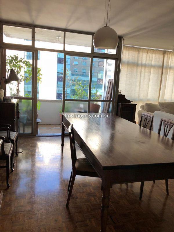 Apartamento aluguel Jardim Paulista - Referência pj30