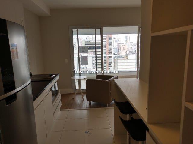 Apartamento aluguel Consolação - Referência ap324714m