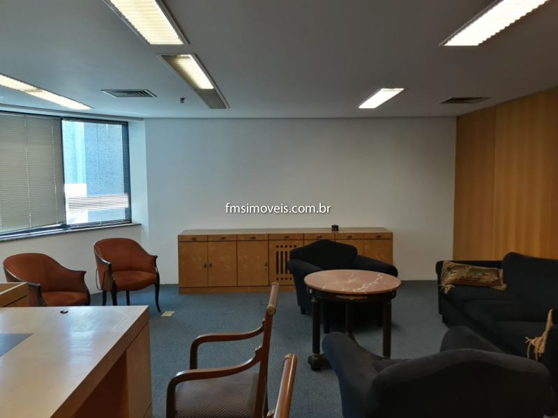 Conjunto Comercial aluguel Cerqueira César - Referência cps1883