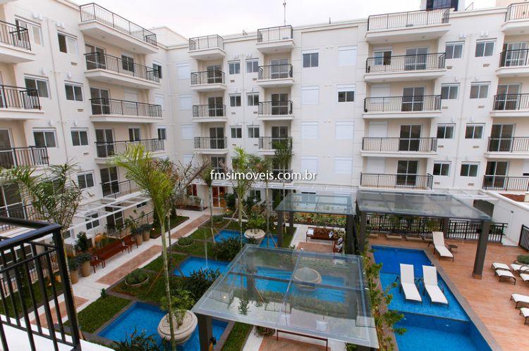 Apartamento aluguel Vila Guarani (Z Sul) - Referência 211-paulista