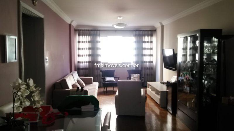Apartamento venda Bela Vista - Referência 215-PAULISTA