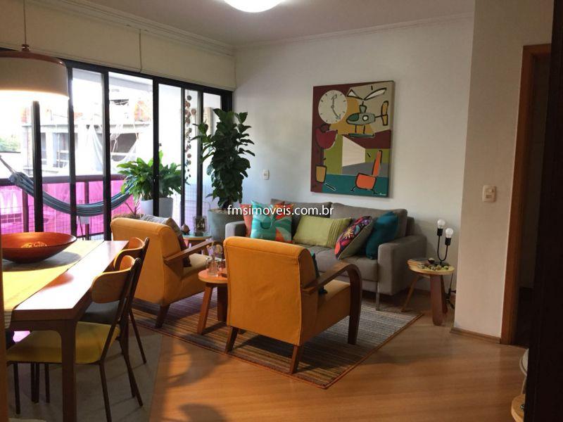 Apartamento venda Vila Mariana - Referência 218-PAULISTA