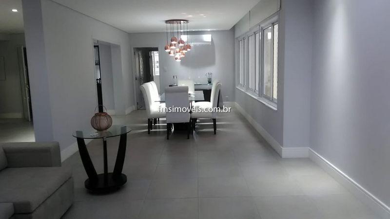 Apartamento venda Morro dos Ingleses - Referência 220-PAULISTA