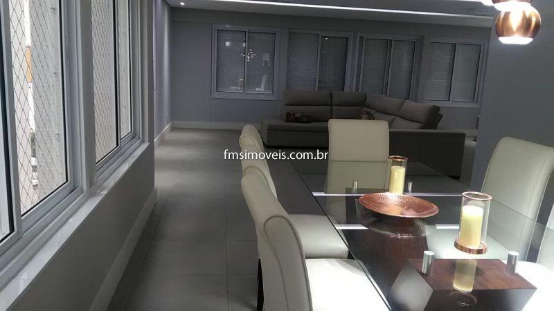 Apartamento aluguel Morro dos Ingleses - Referência 220-PAULISTA-L