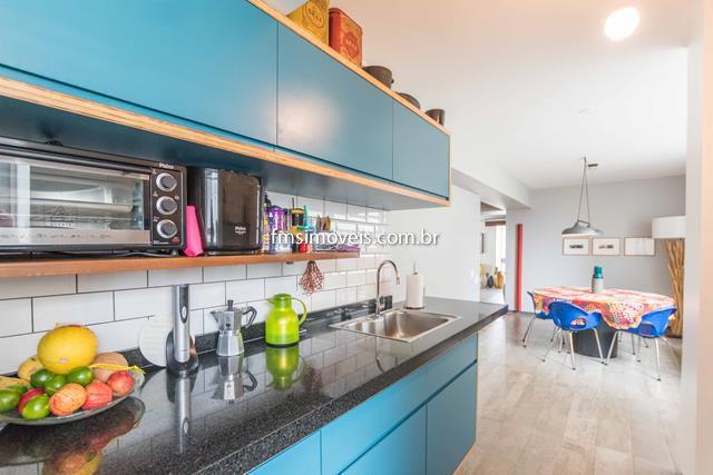 Apartamento venda Higienópolis - Referência 226-PAULISTA