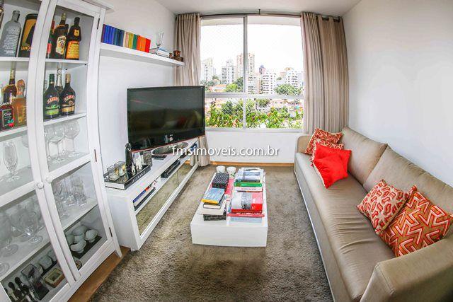 Apartamento aluguel Santa Cecília - Referência PJ53