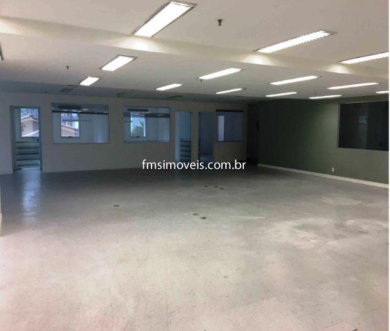 São Paulo Conjunto Comercial aluguel Vila Olímpia