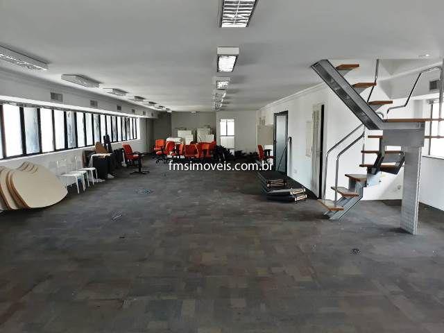 Conjunto Comercial aluguel Vila Olímpia - Referência cps2245
