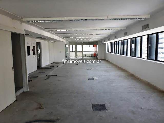 Conjunto Comercial aluguel Vila Olímpia - Referência cps2248