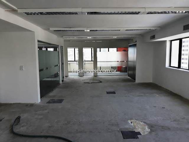 Conjunto Comercial aluguel Vila Olímpia - Referência cps2252