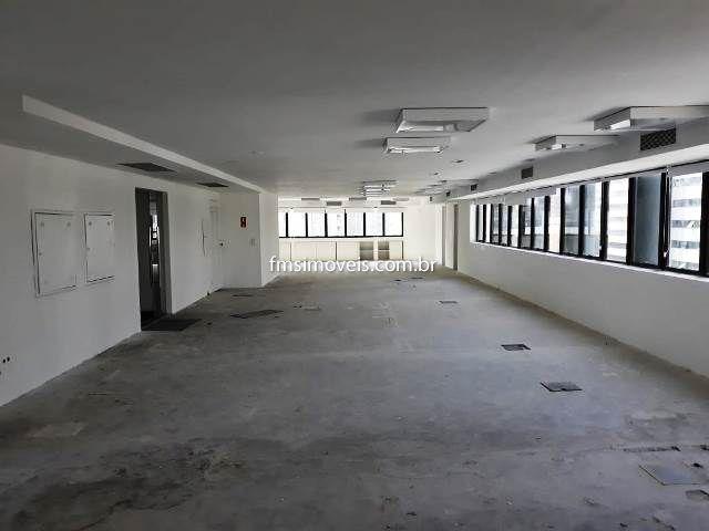 Conjunto Comercial aluguel Vila Olímpia - Referência cps2256