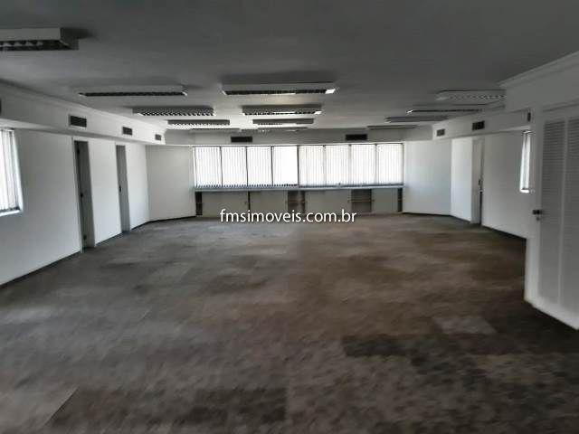 Conjunto Comercial aluguel Vila Olímpia - Referência cps2261