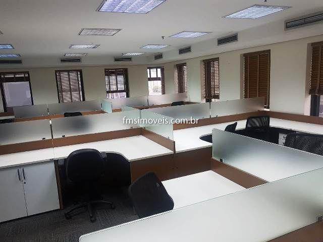 Conjunto Comercial aluguel Itaim Bibi - Referência cps2300