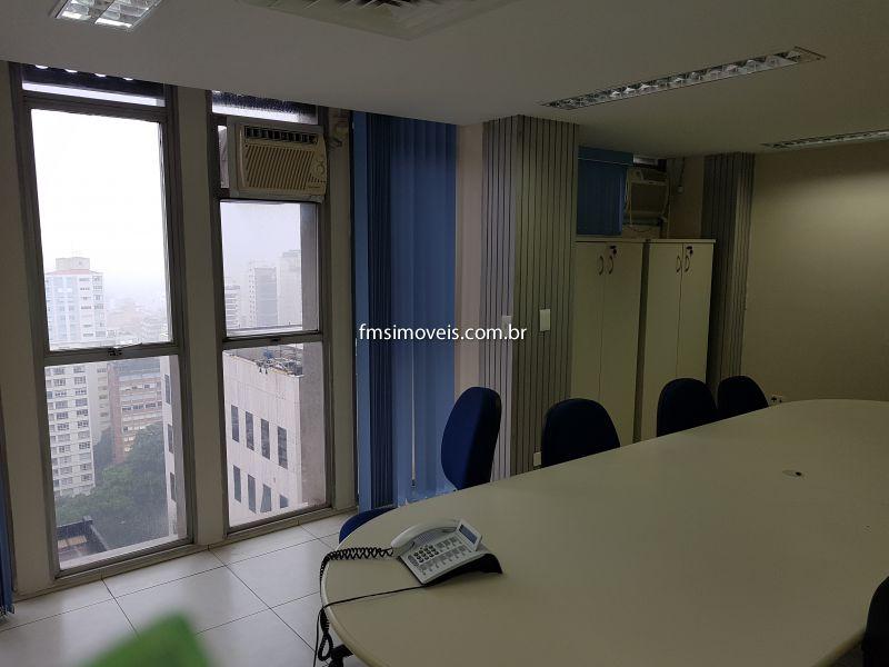 Conjunto Comercial venda Bela Vista - Referência cpE0036