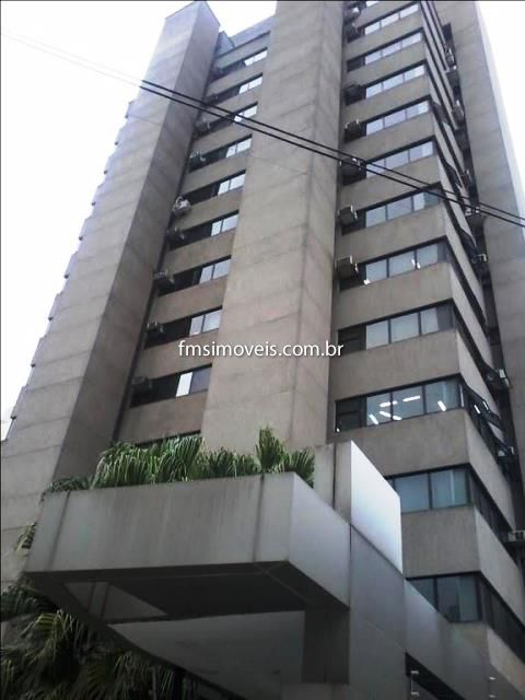 Conjunto Comercial aluguel Indianópolis - Referência cps2365