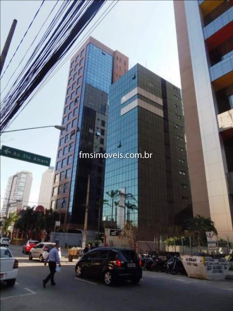 Conjunto Comercial aluguel Vila Olímpia - Referência cps2373