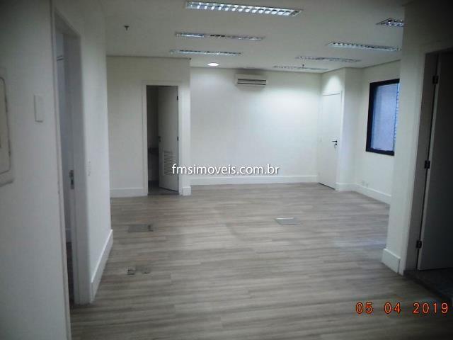 Conjunto Comercial aluguel Vila Olímpia - Referência cps2377