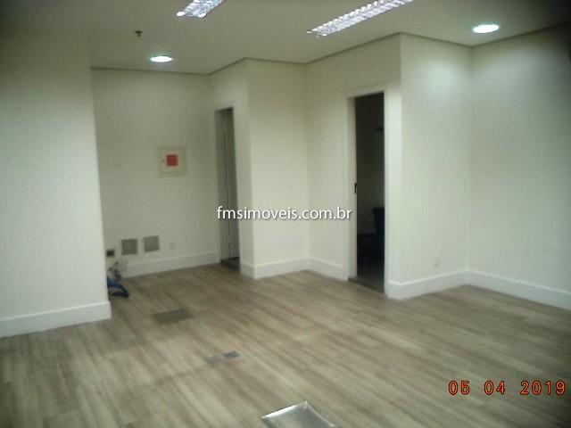 Conjunto Comercial aluguel Vila Olímpia - Referência cps2378