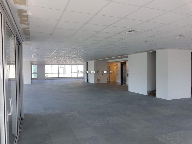 Conjunto Comercial aluguel Pinheiros - Referência cps2522