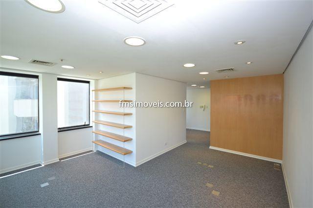 Conjunto Comercial aluguel Itaim Bibi - Referência cps2599