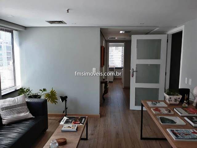 Conjunto Comercial aluguel Itaim Bibi - Referência cps2603