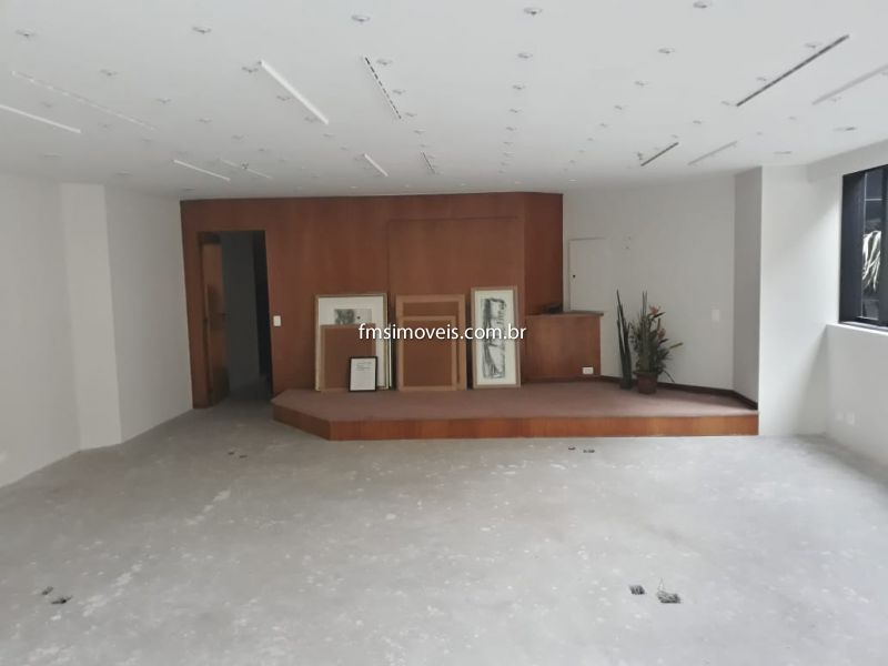 Conjunto Comercial aluguel Itaim Bibi - Referência cps2618
