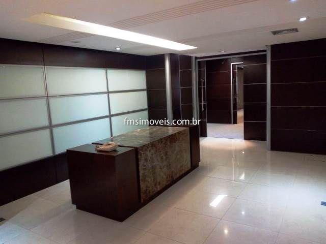 Conjunto Comercial aluguel Vila Olímpia - Referência cps2652