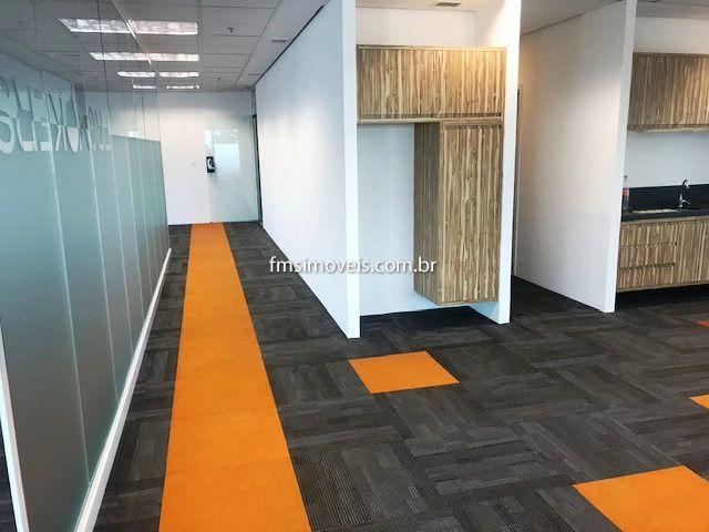 Conjunto Comercial aluguel Itaim Bibi - Referência cps2675