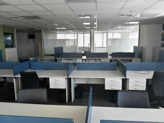 Conjunto Comercial aluguel Itaim Bibi - Referência cps2681