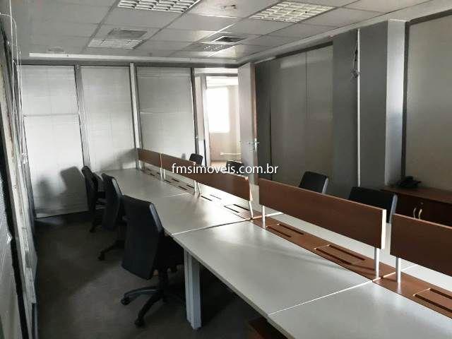 Conjunto Comercial aluguel Itaim Bibi - Referência cps2682