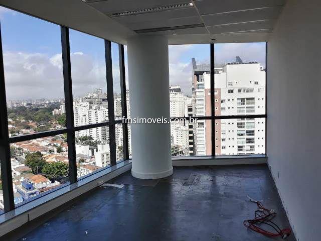 Conjunto Comercial aluguel Itaim Bibi - Referência CPs2710