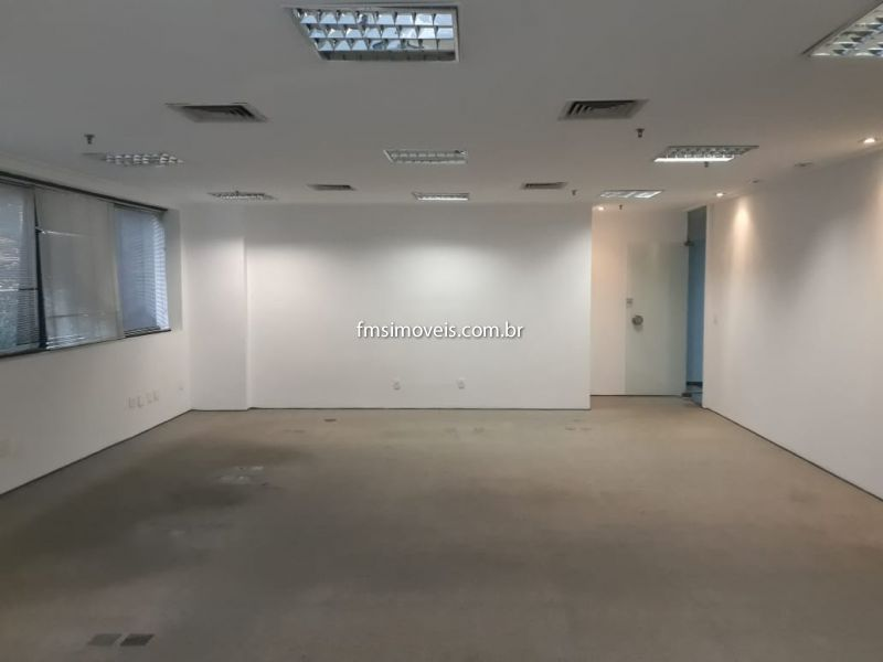 Conjunto Comercial aluguel Itaim Bibi - Referência cps2716