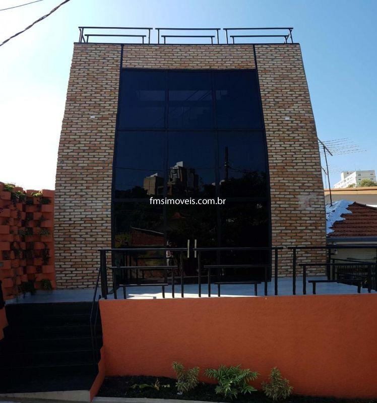 Prédio Inteiro venda Vila Mariana - Referência cps2784