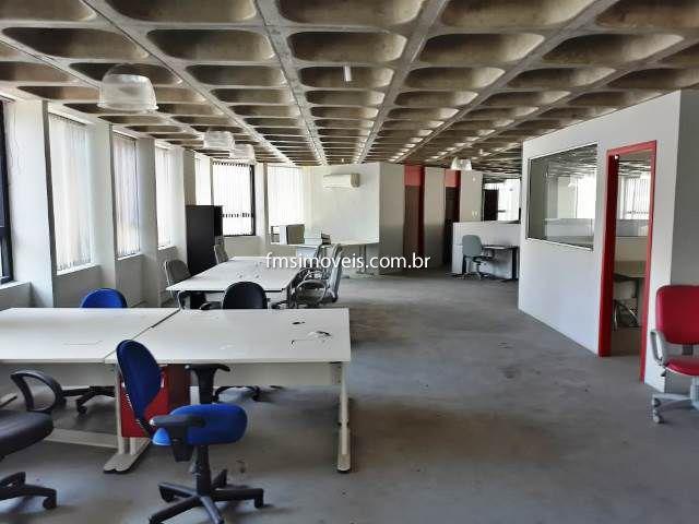 Conjunto Comercial venda Vila Olímpia - Referência cps2786