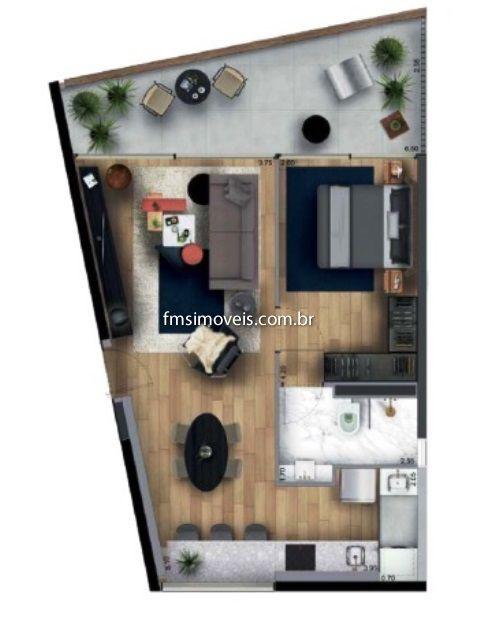 Apartamento à venda na Rua Coronel Joaquim Ferreira LoboVila Olímpia - 03130006-1.jpg