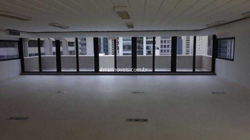 Duplex aluguel Vila Olímpia - Referência cps642